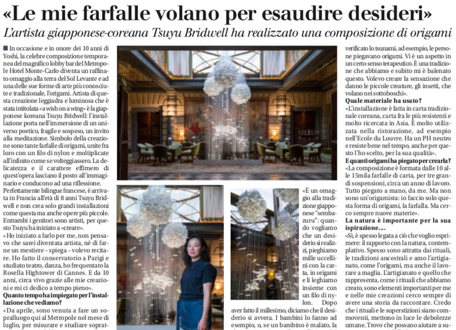El giornale del Piemonte e dela Liguna/October 2018