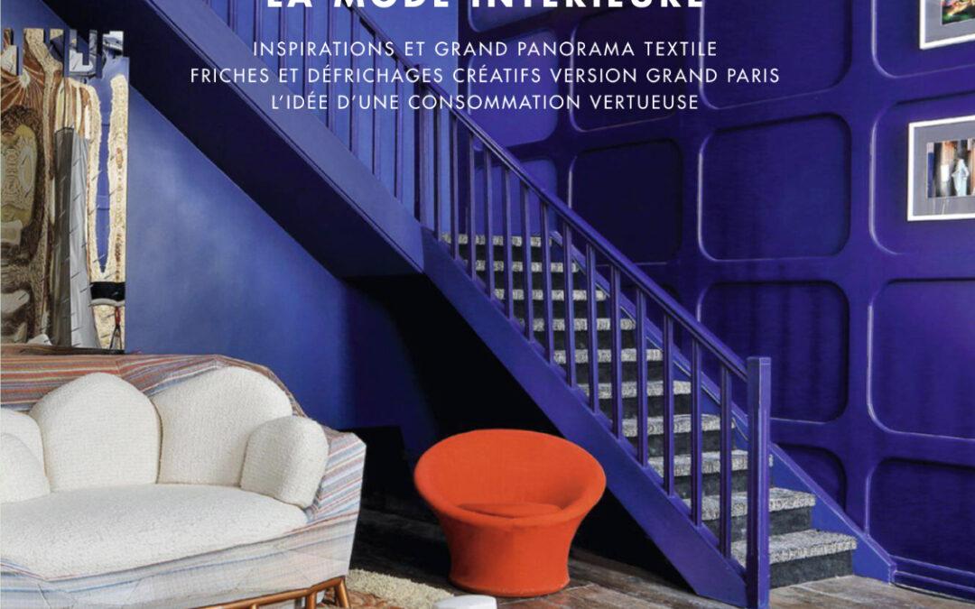 Côté Paris / February March issue 2018